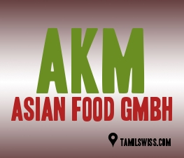 AKM Asian Food GmbH