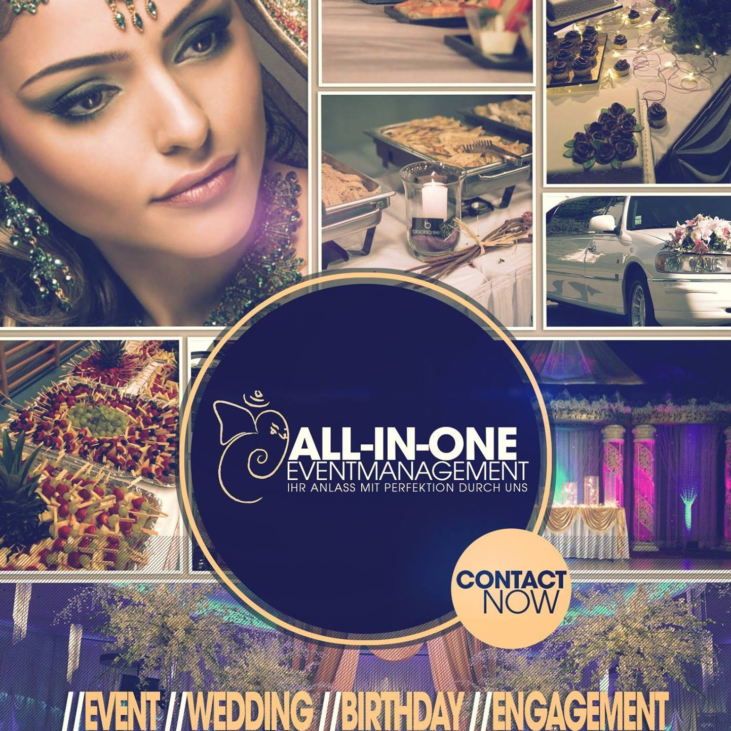 All In One Eventmanagement